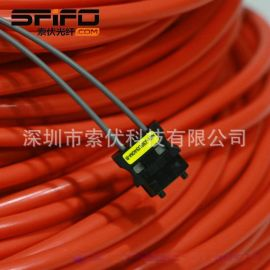 MR-J3BUS25M-A三菱伺服电机光纤跳线