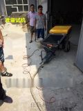 大功率電動水泥噴漿機擁有噴漿機市場近70%的用戶