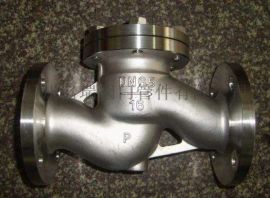 H41W-16P 升降式不锈钢止回阀