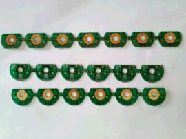 电路板PCB生产厂家LED铝基板单面板线路板抄板打样加工设计开发