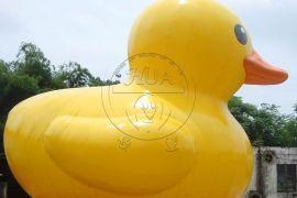 充气玩具、充气模型、充气大黄鸭