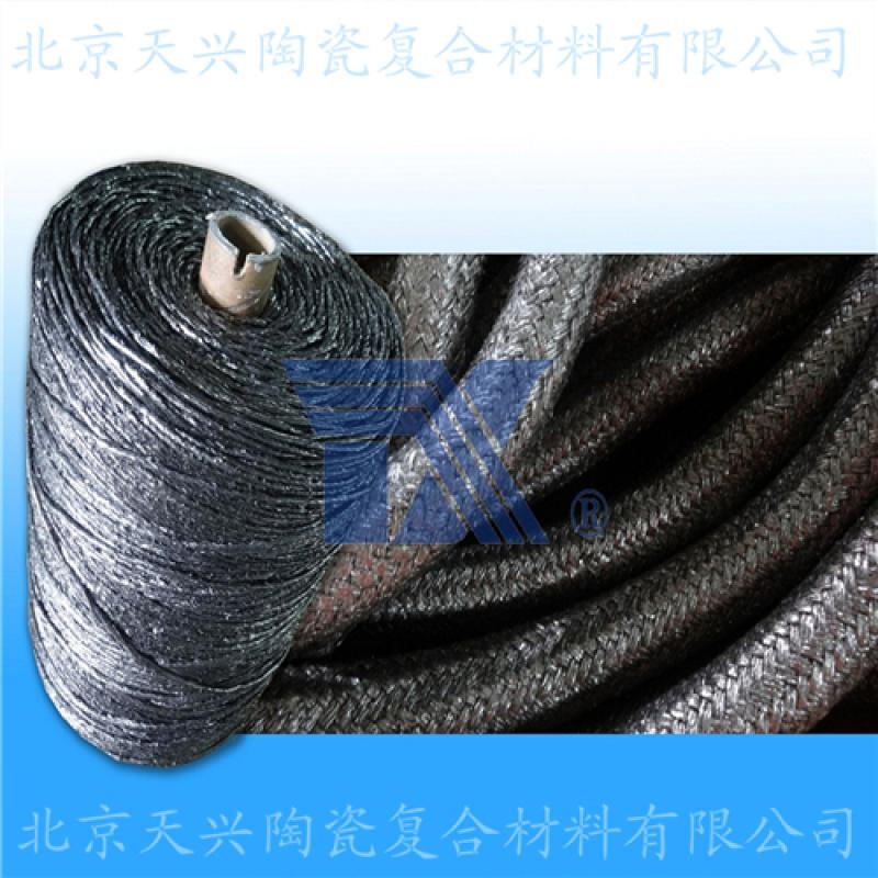天兴 玻璃纤维方编绳 玻纤盘根 耐火绳
