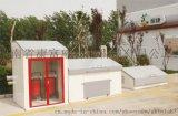 加油站卸油口消防沙箱器材柜消防三件套等各种设备