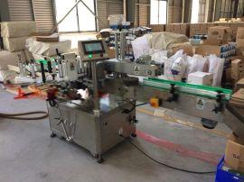 上海俍依LY-2S180B全自动蚊香液汽车香水洗手液侧面贴标机