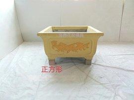 襄阳海鼎模具加工厂批发正方形550*550*550钢制花盆模具