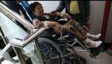 履带爬楼车残疾人轮椅升降车拉萨市金昌市无障碍电梯