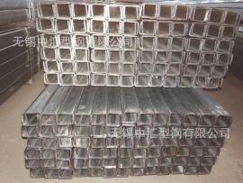 无锡中汇型钢公司生产电梯设备用冷弯型钢---C型钢
