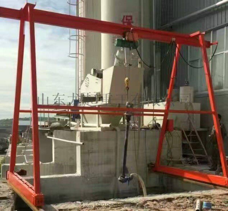 手动门式起重机,电动单梁桥式龙门吊