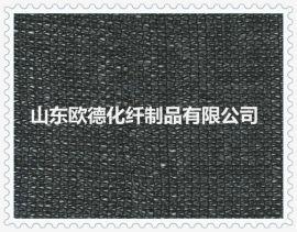 6针加密高密度聚乙烯黑色遮阳网 防尘盖土网