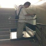 殘疾人平臺式樓梯斜掛機啓運寧江區乾安縣小型電梯