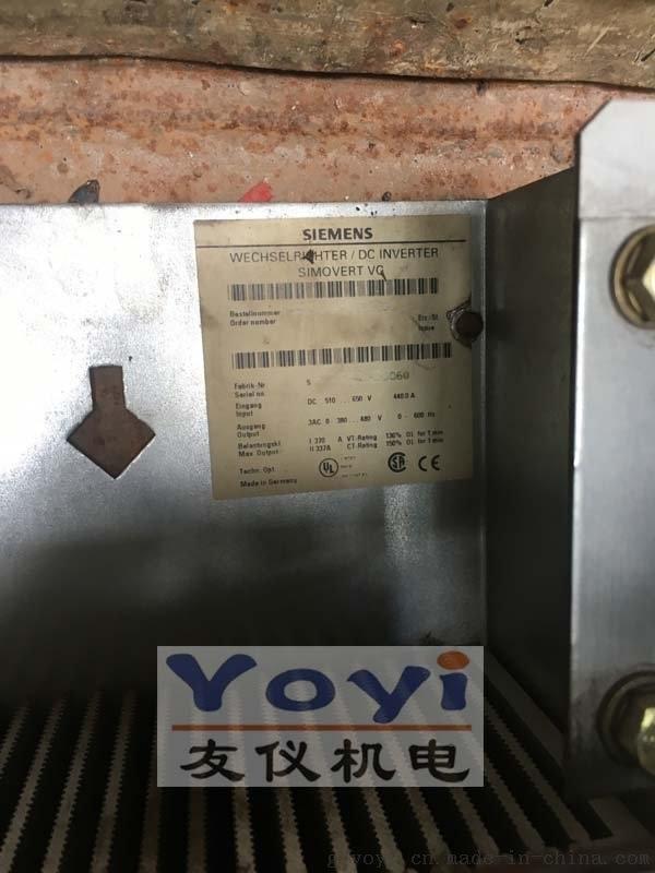 維修西門子變頻器6SE7033-7TG60