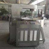 豆皮加工厂用夹层锅 蒸汽加热夹层锅 倾斜出料