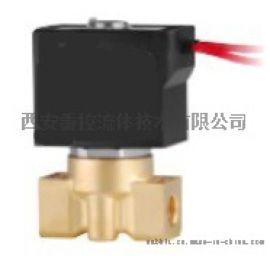 WSDF二位二通微型直动式电磁阀