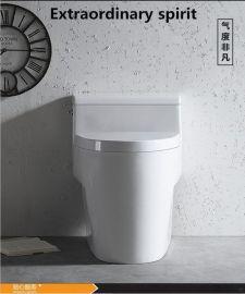 坐便器,蒙諾雷斯8847連體座便器,馬桶,衛浴