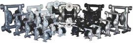 QBY第三代 不锈钢 铝合金  全氟 气动隔膜泵
