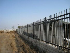顺业锌钢护栏 (SY-001)