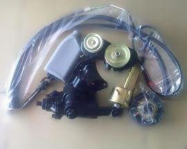 机械方向机改装助力各种车机械改装液压方向机