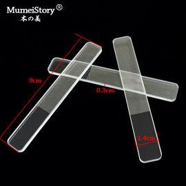 磨甲工具纳米玻璃抛光指甲锉独立包装厂家直销