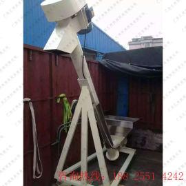 安徽现货供应螺旋提升机 塑料颗粒输送机 可定制