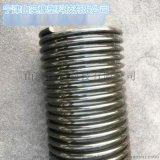 pu塑筋螺旋防静电软管    防静电塑筋耐磨软管