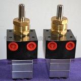 静电喷漆专用高品质油漆计量齿轮泵供应静电喷涂齿轮泵