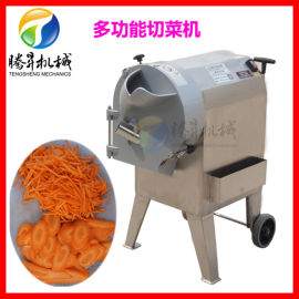 果蔬专用加工设备 红薯切片机 萝卜切丁机 土豆切条机