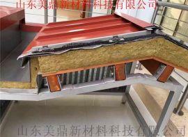 金属屋面板用什么材料好-山东美鼎铝镁锰板