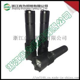 防爆强光电筒SW2102尚为厂家 SW2102防滑