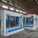 木工机械厂家生产冷压机 液压式冷压机 分段式冷压机