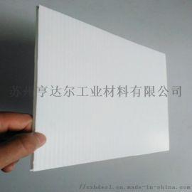 苏州厂家供应PP板材PP中空板
