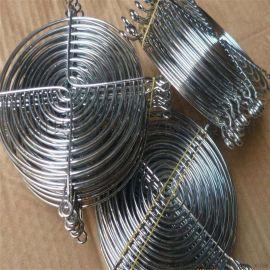 牛舍风机罩 圆形风机防护罩 不锈钢防护网罩