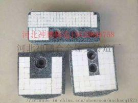 陶瓷耐磨沙复合搅拌叶砖厂专用搅拌叶