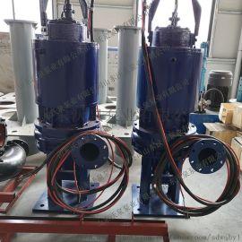 沃泉多功能泥浆泵 电动抽沙泵 立式潜水排污泵
