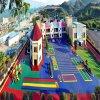 天水市幼兒園軟質懸浮地板天水籃球場地墊拼裝地板