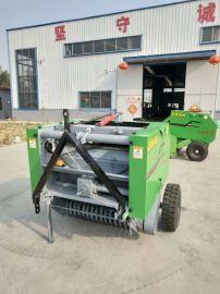 稻草秸秆捡拾打包机,**型小麦秸秆打捆机工作原理