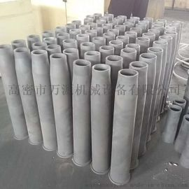 萬源工業陶瓷噴火嘴,反應燒結碳化矽燒嘴套