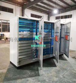 桔纹喷塑电控柜 仿威图电气柜定做 九折型材电柜