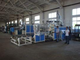 大口径PE 保温管生产线