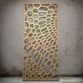 鋁藝鋁窗花廠家直銷雕花木紋鋁窗花定制