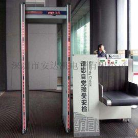 北京測溫消毒系統性能 紅外測溫安檢測溫消毒系統