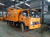 湖南長沙攪拌車載泵T8 小型攪拌泵車T6廠家直銷