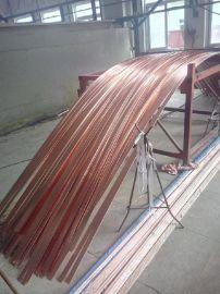 厂家直销30*3,40*4,50*5各种规格铜包钢扁线