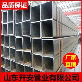 小口径薄壁镀锌方矩管 镀锌带方矩管 厂家直销
