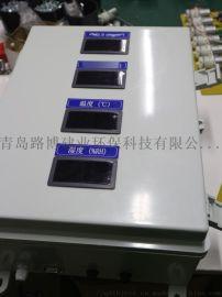 在线式激光粉尘检测仪 可显示温度, 湿度