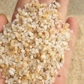 本格供应饮用水处理石英砂 酸洗石英砂