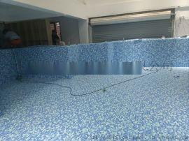 防水胶膜对人体有害吗?如何挑选pvc泳池防水材料