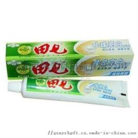 广州田七牙膏厂家,优质田七牙膏厂家直销