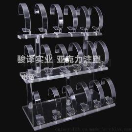东莞注塑厂分享关于手机防盗展示架细节