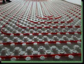 地暖模块 蘑菇头模块 免回填模块 EPS保温板