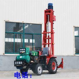 拖拉机载正循环打井机 民用灌溉井车载式水井钻机